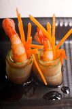 3817834只五颜六色的大虾虾开胃菜快餐 免版税库存照片