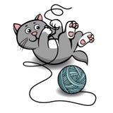 1只小猫 免版税库存照片