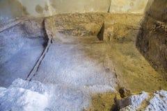 叫作庭院坟茔的Golghota,耶路撒冷,以色列 免版税库存照片
