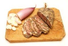 叫的食物传统罗马尼亚的户田 免版税库存图片
