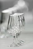 叫的catavinos玻璃几西班牙语 免版税库存照片