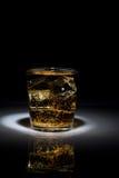 可乐兰姆酒 库存照片