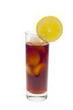 可乐冷饮料冰 免版税库存照片