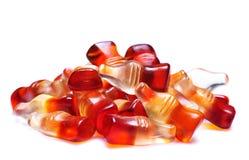 可乐糖果 图库摄影