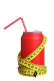 可乐饮食 免版税库存图片