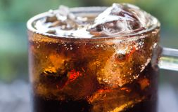 可乐 免版税库存照片