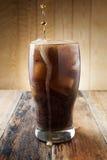 可乐 免版税图库摄影