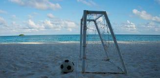 可儿海岛马尔代夫2015年4月 免版税库存图片