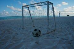 可儿海岛马尔代夫2015年4月 库存照片