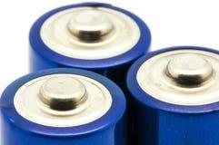 可再充电电池 库存图片