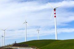 可再造能源 免版税图库摄影
