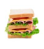 可口三明治 库存图片