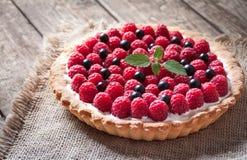 可口传统自创甜莓 库存照片