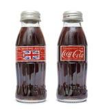 可口可乐收集器 免版税库存图片
