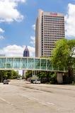 可口可乐总部在亚特兰大, GA 免版税库存图片