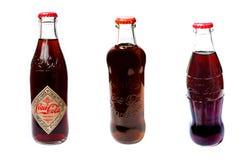 可口可乐 免版税库存照片