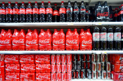可口可乐  图库摄影