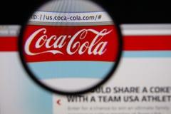可口可乐 免版税库存图片