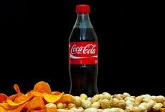 可口可乐 免版税图库摄影