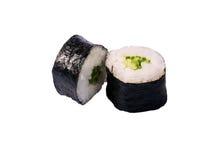 可口寿司 免版税图库摄影