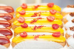 可口开胃酿造的蛋糕 免版税库存照片