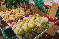 可口异乎寻常的果子 库存照片