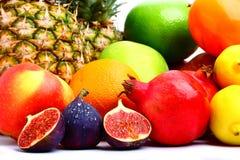 可口新鲜水果 库存照片