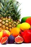 可口新鲜水果 免版税图库摄影