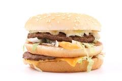 可口汉堡包 免版税库存图片