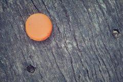 可口法国蛋白杏仁饼干-可口法式酥皮点心 库存图片