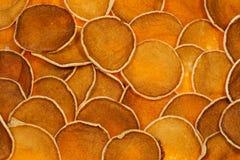 可口烘烤的薄煎饼表面作为背景的 免版税库存照片