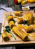 可口玉米 库存图片