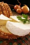 可口的干酪 免版税库存图片