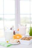 可口的早餐 库存照片