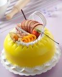可口的蛋糕 免版税库存图片