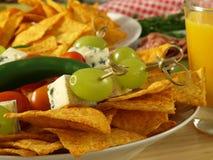 可口食物墨西哥启动程序 库存图片