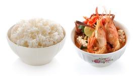 可口食物泰国样式 图库摄影