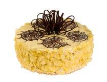 可口饼干的蛋糕 免版税图库摄影
