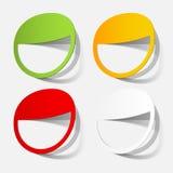 可实现设计的要素 免版税图库摄影