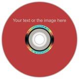 可实现dvd的lightscribe 向量例证