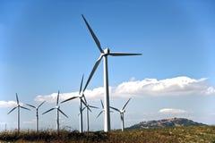 可延续的能源 免版税库存图片