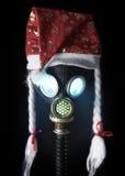 可怕圣诞节的神仙 免版税库存图片