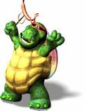 可怕的乌龟 免版税库存图片