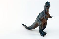可怕的恐龙 免版税库存照片
