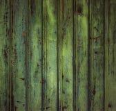 可怕被抓的黑暗的木背景纹理 免版税库存图片