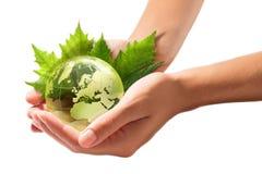 可持续发展概念-欧洲 免版税库存图片