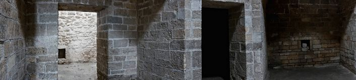 可汗公共浴室房间 免版税库存照片