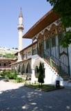 可汗宫殿的疆土 免版税库存图片
