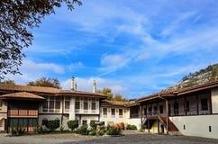 可汗的宫殿 免版税库存图片