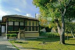 可汗的宫殿 库存图片
